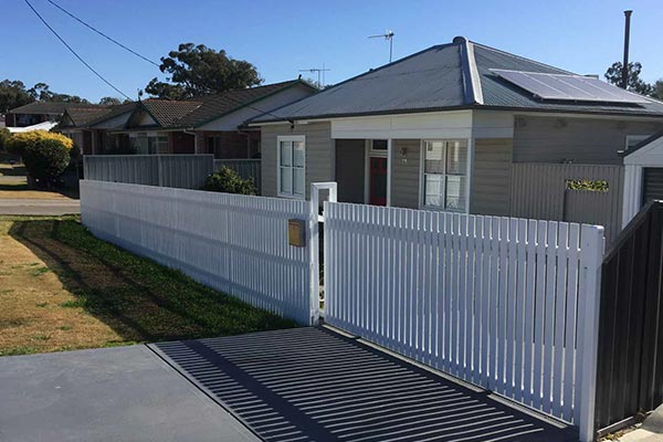 Timber Fencing Maitland